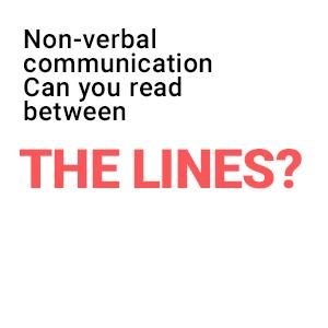 AE Recruitment on Non-Verbal Communication